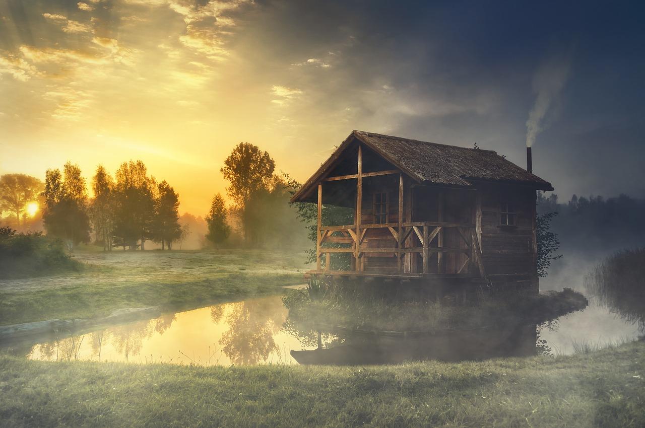 5 Gründe für ein Haus aus Holz